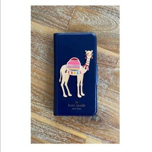 Kate Spade Leather iPhone 7/8 Case